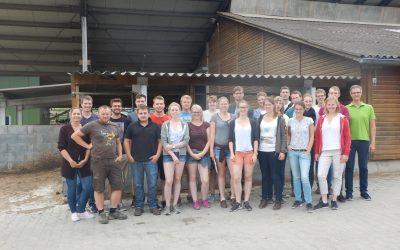 Besuch von Bachelor-Studenten aus Soest