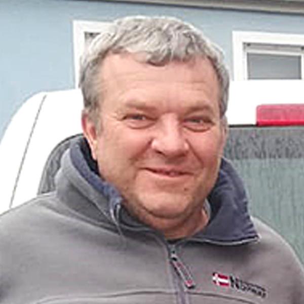 Werner Mantel