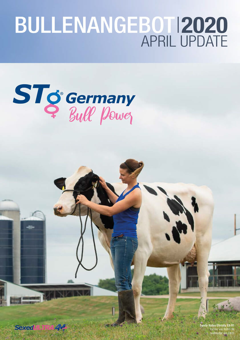 Bullenkatalog Update April 2020, stg germany gmbh, prismagen gmbh